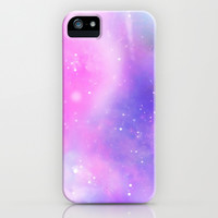 Galaxy.Love iPhone & iPod Case by Pink Berry Pattern