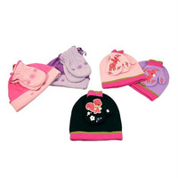 3 Knit Hat And Mitten Sets - Assorted Packs