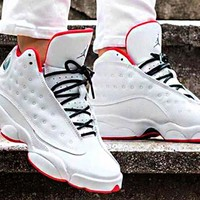"Air Jordan 13 Retro BG ""History of Flight"" Basketball Shoes"