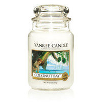 Coconut Bay™ : Large Jar Candles : Yankee Candle