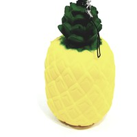 Awsum Toyz Large Pineapple Keychain Slow Rising Scented Squishy Stress Reducer Toy