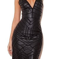 Maxim Bandage Midi Dress