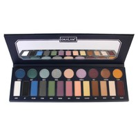 Matte Metal Eyeshadow Palette