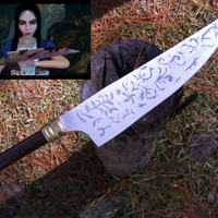 """Alice's Vorpal Knife / Blade """"Alice: Madness Returns"""" Cosplay"""