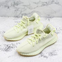 adidas Yeezy 350 V2 Boost PK Ice Yellow F36980 - Best Deal Online