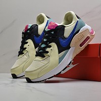 Nike Air Max Excee 90 Nike new ladies casual trend flat sports breathable running shoes