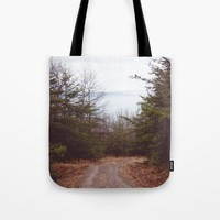 Lovers Leap Tote Bag by Emilytphoto