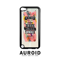 Say Hello To Summer iPod Touch 5 Case Auroid