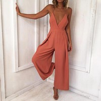 Serenity - Elegant Summer Playsuit