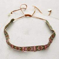 Dawn Beaded Choker