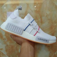 Best Deal Online Adidas Boost NMD XR1 PK W Women Men Running Shoes 675001