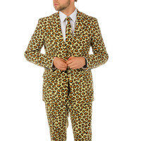 The Highly Seductive Leopard Suit