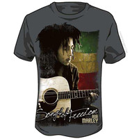 Bob Marley - Songs of Freedom T Shirt on Sale for $19.95 at HippieShop.com