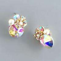 Dazzling Galaxy Aurora Earrings