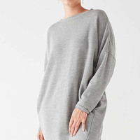 UO Sweatshirt Pocket Dress | Urban Outfitters