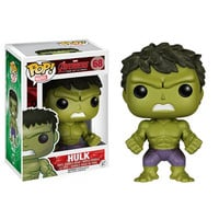 Hulk Avengers Age Of Ultron Pop Vinyl Figure Bobble Head