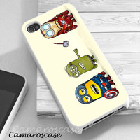 The Avengers Minion iphone 4/4s/5/5c/5s case, The Avengers Minion samsung galaxy s3/s4/s5, The Avengers Minion samsung galaxy s3 mini/s4 mini, The Avengers Minion samsung galaxy note 2/3