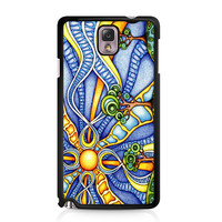 Psychedelic Nature Art Samsung Galaxy Note 3 case