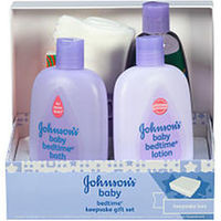 Johnson's Bedtime Sweet Sleep Set