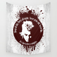 Lost Boys Wall Tapestry by Fimbis