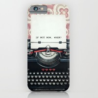 When iPhone & iPod Case by Ylenia Pizzetti | Society6