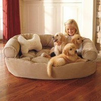 Dog Comfy Couch X-large | Pet Products | SkyMall