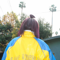 Vintage 90's The City Of Angeles Puffer Jacket - One Size Fits Many