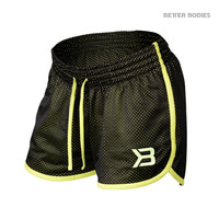 Better Bodies Race Mesh Shorts