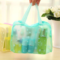 Bathroom Korean Waterproof Portable Make-up Bag = 4877813252