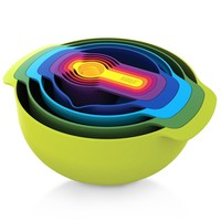 Joseph Joseph Mixing Bowls, Set of 9 Nesting - Kitchen Gadgets - Kitchen - Macy's
