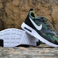 "Nike Air Max Tavas "" Camo DarkGreen """
