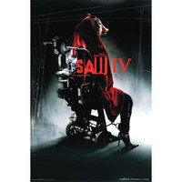 Saw Domestic Poster