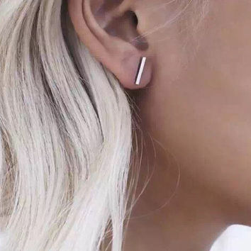 Bailey Bar Earring