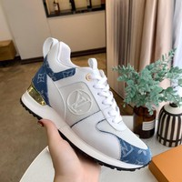 Louis Vuitton Lv Run Away Sneaker #2207