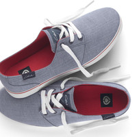 CRIP BLUE/RED – C1RCA Footwear and Apparel