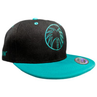 Gone Beachin' Salted Symbol Snapback Hat - Sale