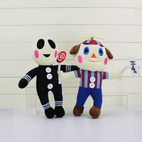 2 Styles 14''30cm  at  Plush Bonnie Freddy Foxy Clown BB Balloon Boy Plush Toys Stuffed Soft Dolls