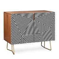 Three Of The Possessed Dazzle Apartment Credenza