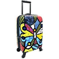 BRITTO by HEYS USA Luggage - Butterfly 26in. Spinner Case B70026 - Luggage Online
