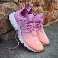 Nike Air Presto Ultra BR Wmns Sunset Glow Sport Shoes Running Shoes - 896277-800