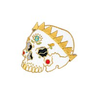 Dead King Skull Patch