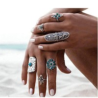 SouthWestern Ring Set