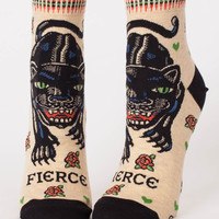 Fierce W-Ankle Socks