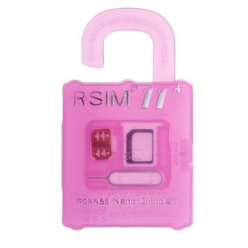 R-SIM 11+ – iPhone 5/5S/6/6S and 7 up to iOS 11