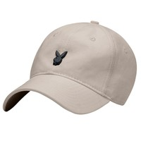 Rabbit Head Dad Hat