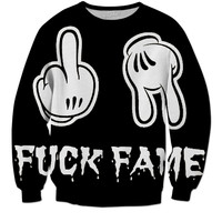 Fuck Fame sweater