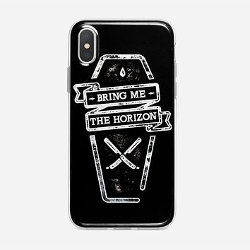 Bring Me The Horizon iPhone XS Case