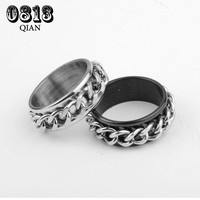 jewelry 2017 hot fashion new style twist ring for man and girlfriend gift MB