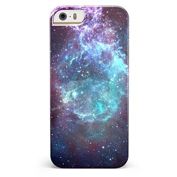 Trippy Space iPhone 5/5s or SE INK-Fuzed Case