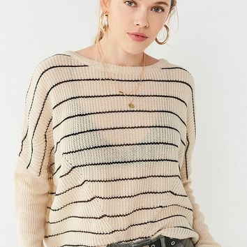 UO Dolman Pullover Sweater   Urban Outfitters